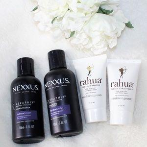 Rahua & Nexxus